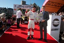 GT pole winner Tomas Enge