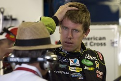 Carl Edwards et Jack Roush