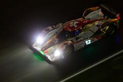 #12 Rebellion Racing Lola Rebellion Coupe: Nicolas Prost, Neel Jani, Marco Andretti