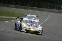 #75 Prospeed Competition Porsche 911 GT3 RSR: Paul Van Splunteren, Niek Hommerson, Louis Machiels