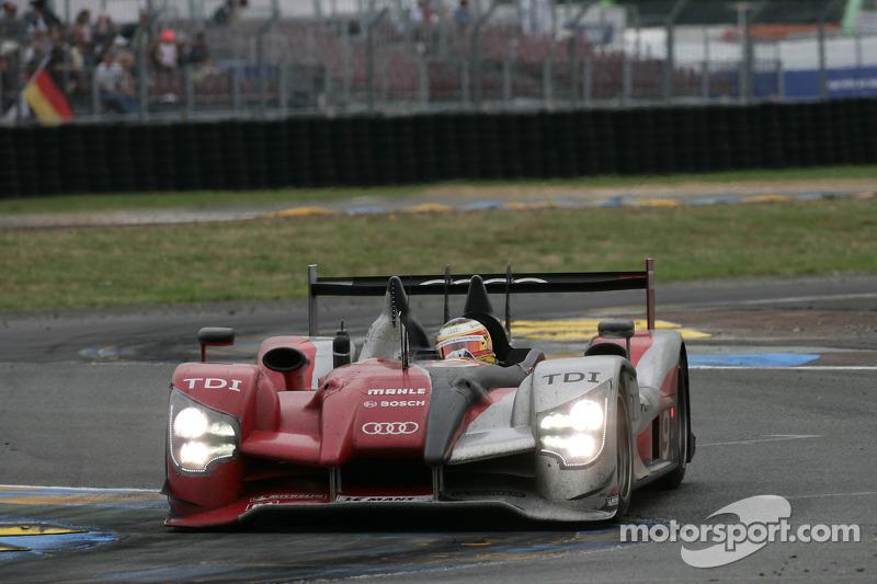 2010: Audi R15