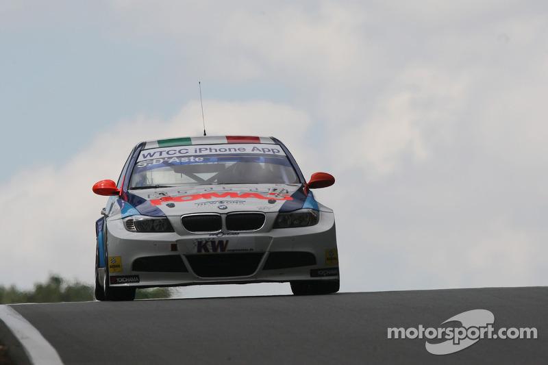 Stefano D'Aste, BMW 320si