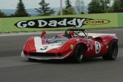 #3- Johan Woerheide, 1965 Lola T70.
