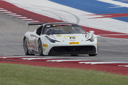 #76 Continental Autosport, Ferrari 458: Joel Weinberger