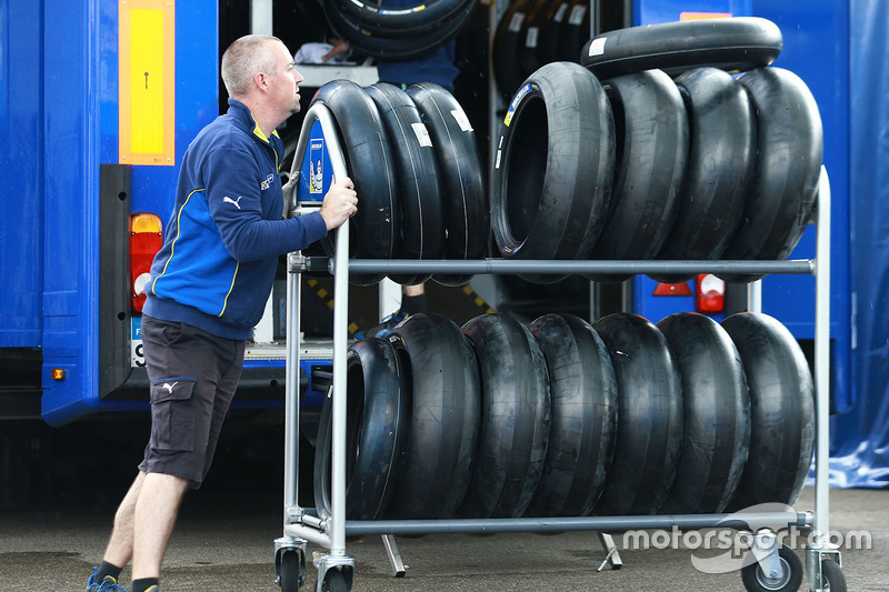 Michelin engineer
