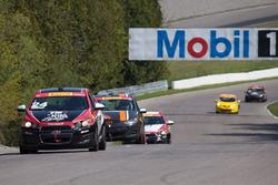 #24 Tech Sport Racing Chevrolet Sonic: Michael Johnson