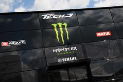 Tech 3 Yamaha motorhome