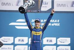 Sébastien Buemi, Renault e.Dams, il vincitore