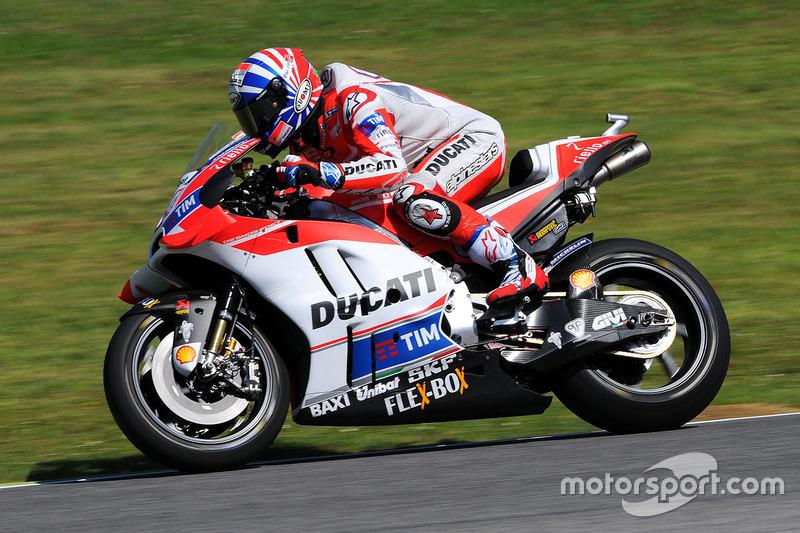 Andrea Dovizioso (Ducati) 5. Platz