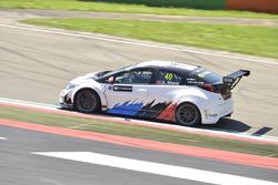 Alain Menu, West Coast Racing, Honda Civic TCR