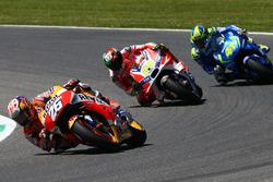 Dani Pedrosa, Repsol Honda Team, Andrea Iannone, Ducati Team, Aleix Espargaró, Team Suzuki MotoGP