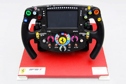 Amalgam Collection - Ferrari SF15-T steering wheel