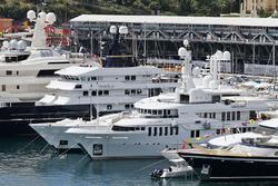 Boote im Hafen von Monte Carlo