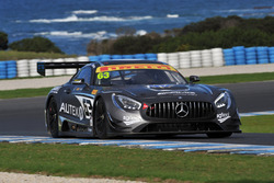 #63 Eggleston Motorsport Mercedes-AMG GT3: Peter Hackett/Dominic Storey