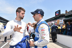 Felix Serralles, Carlin, Tony Kanaan, Chip Ganassi Racing Chevrolet