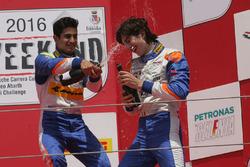 Kush Maini, BVM Racing ve Lorenzo Colombo, BVM Racing