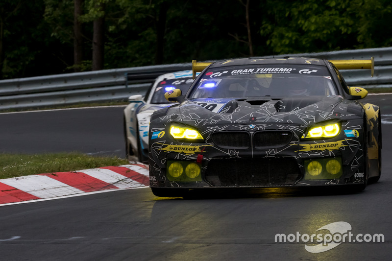 #999 Walkenhorst Motorsport powered by Dunlop, BMW M6 GT3: Victor Bouveng, Tom Blomqvist, Christian Krognes, Michele di Martino