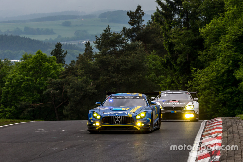 Mercedes und BMW dominieren die Anfangsphase