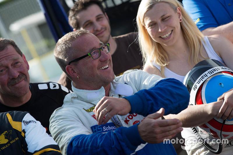 Truck-EM: Jochen Hahn, Team Hahn Racing