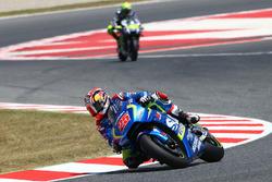 Maverick Viñales, Team Suzuki Ecstar MotoGP, Valentino Rossi, Yamaha Factory Racing