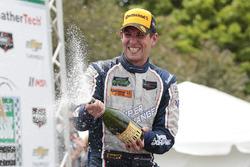 GTD podium: winnaar Jeroen Bleekemolen