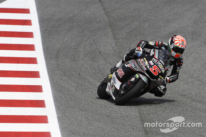 Johann Zarco (Ajo Motorsport), Moto2 - 1. Platz