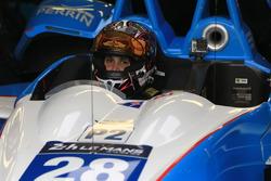 #28 IDEC Sport Racing Ligier JSP2 Judd: Inès Taittinger