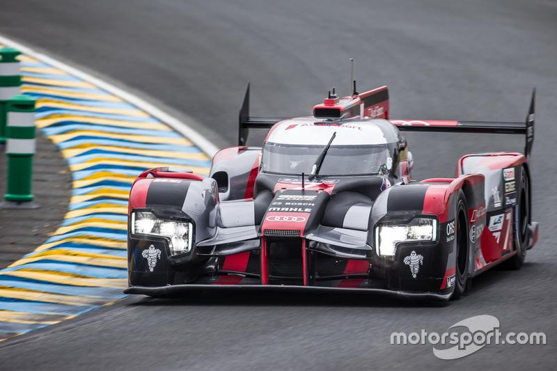 #7 Audi Sport Team Joest - LMP1