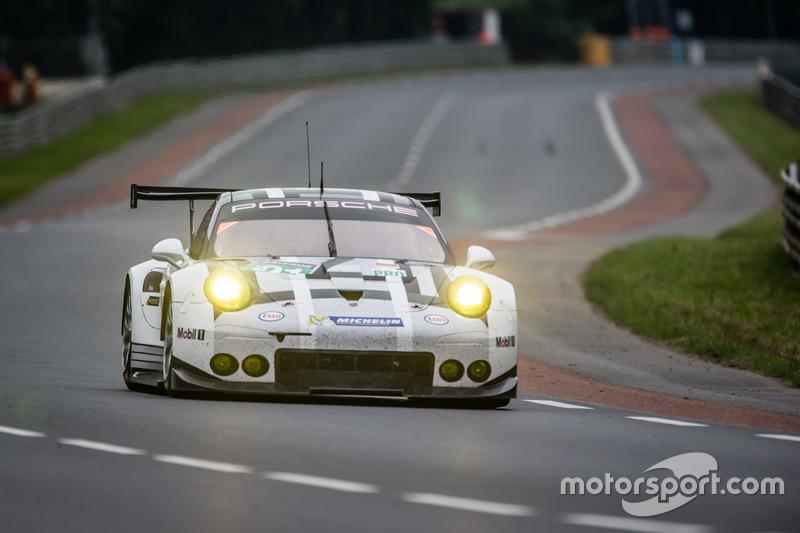 LMGTE Pro: #91 Porsche Motorsport, Porsche 911 RSR