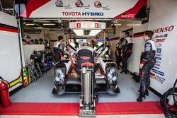 #5 Toyota Racing, Toyota TS050 Hybrid: Anthony Davidson, Sébastien Buemi, Kazuki Nakajima, Alexander Wurz
