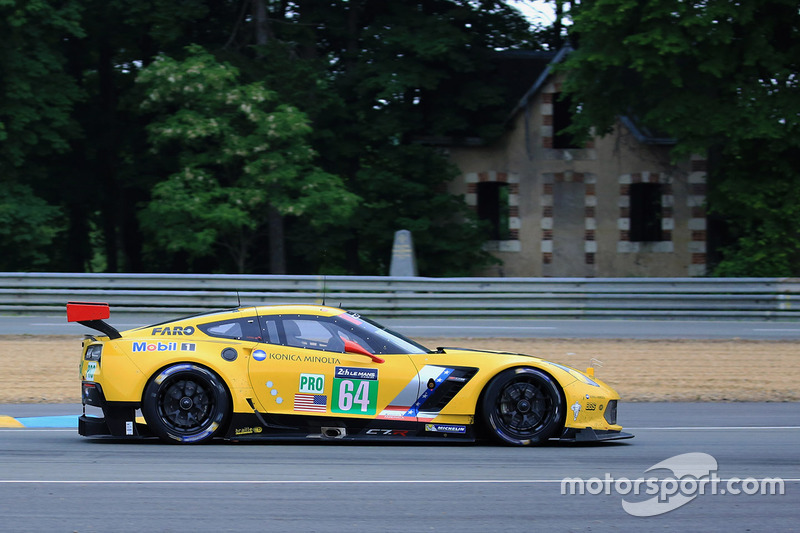 #64 Corvette Racing - GM - LMGTE Pro