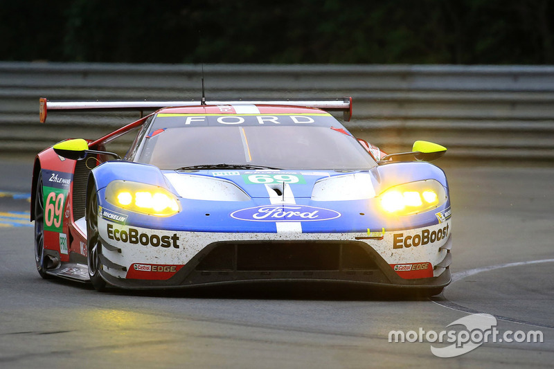 LMGTE Pro: #69 Ford Chip Ganassi Racing, Ford GT