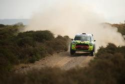 Валерій Горбань, Володимир Корся, Eurolamp World Rally Team, BMW-Mini Countryman WRC