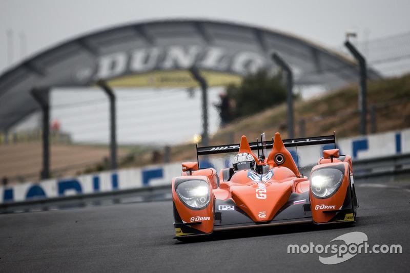 #38 G-Drive Racing - LMP2