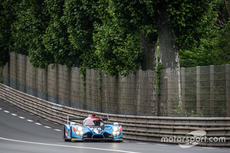 15. LMP2: #25 Algarve Pro Racing, Ligier JSP2 Nissan