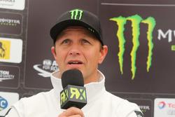 Conférence de presse : Petter Solberg, Petter Solberg World RX Team