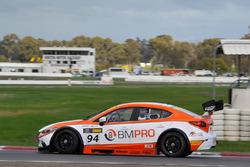 Nicholas Rowe, Mazda V8
