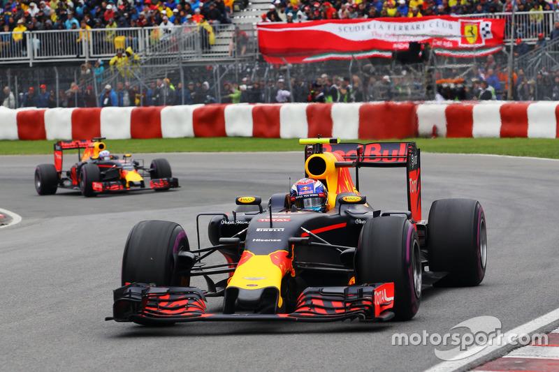 7. GP de Canadá 2016: Max Verstappen (4º)
