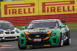 #102 V8 Racing International, Chevrolet Camaro GT4: Duncan Huisman, Luc Braams