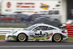 #119 PROsport Performance, Porsche Cayman PRO4 GT4: Andreas Patzelt, Nicolaj Moller Madsen