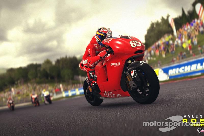 El juego Valentino Rossi