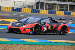 #66 Barwell Motorsport, Lamborghini Huracan GT3: Joe Twyman, James Cottingham