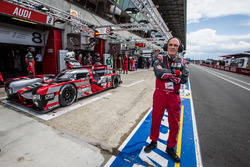 Audi Sport Team Joest: Dr. Wolfgang Ullrich, Audi-Motorsportchef