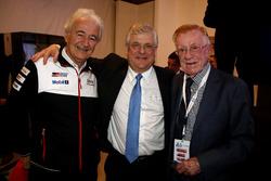 ACO Press Conference: Hugues de Chaunac, Jacques Nicolas, Don Panoz