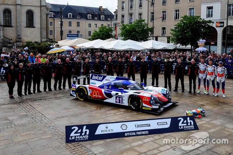 #41: Greaves Motorsport