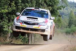 Asia Pacific Rally Championship: Avustralya