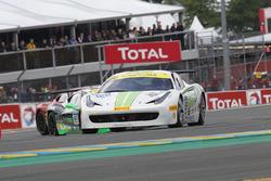 #160 Stratstone Ferrari, Ferrari 458 Challenge Evo: Wayne Marrs