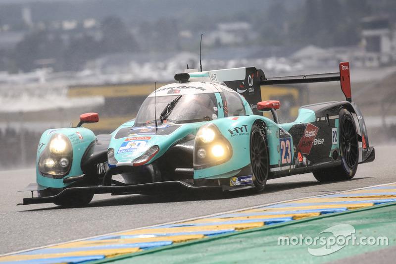 12e: #23 Panis Barthez Competition Ligier JS P2 Nissan: Fabien Barthez, Timothé Buret, Paul-Loup Chatin