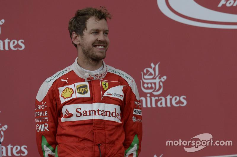 #2: Sebastian Vettel (Deutschland) mit 1.992 Punkten