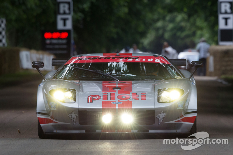 Ford GT LM GTE - Andrea Robertson